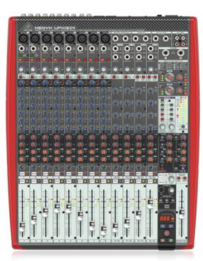 Behringer UFX1604